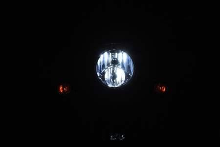 Harley Davidson Street Glide 8000 Lumen Dual Led Headlight