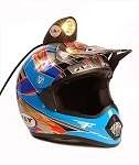 Stator Powered Halogen Helmet Light