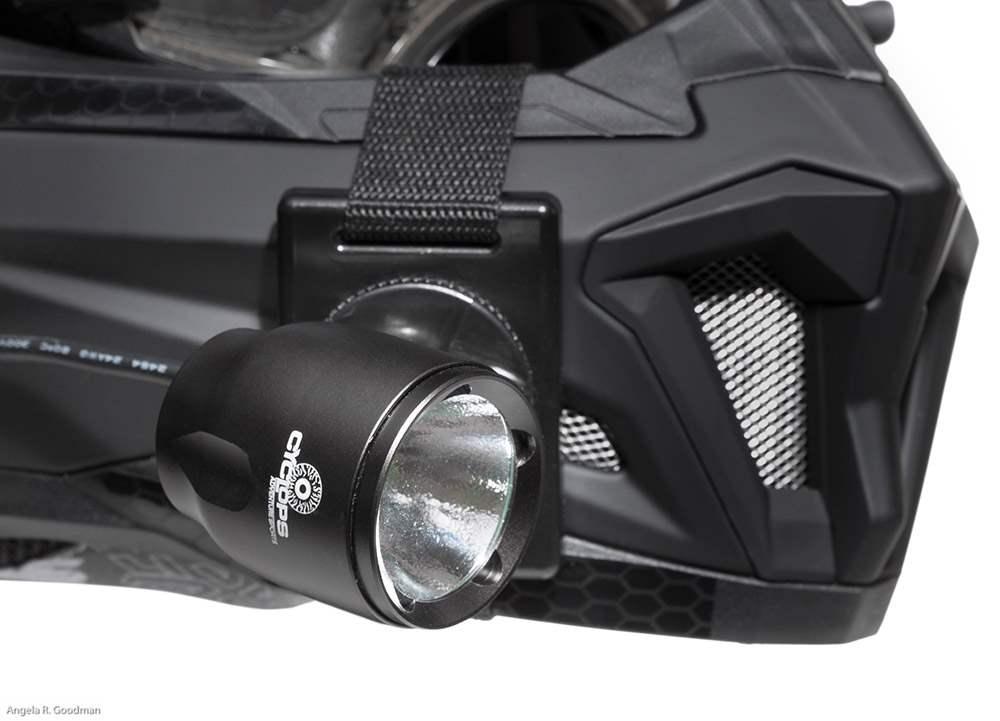 Led Replacement Headlight Bulbs >> Cyclops Extreme Racer LED Helmetlight Kit