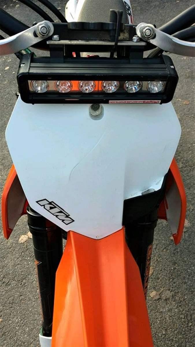 Penetrator Led 630 Series Dirt Bike Headlight Kit