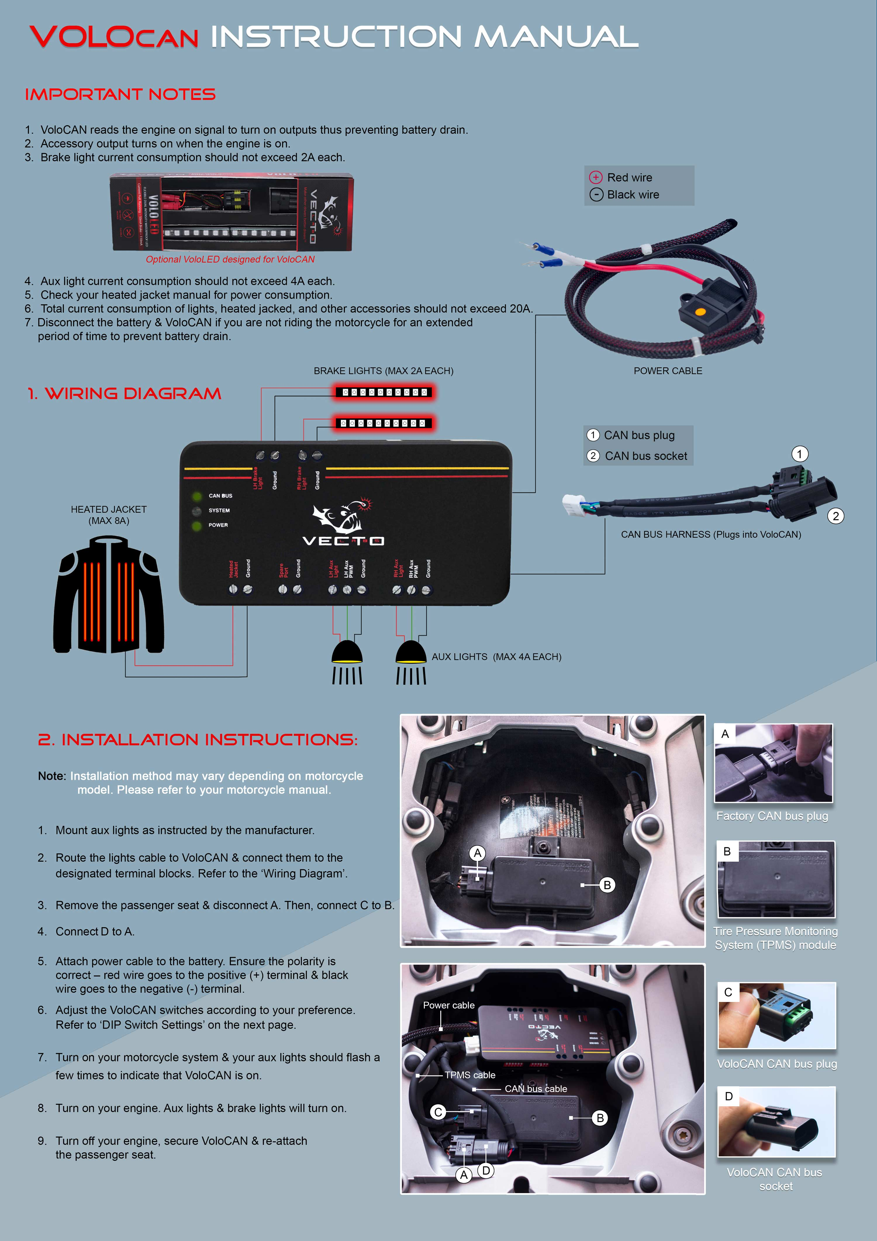 Cyclops Raider Bmw Canbus Interface What Is A Wiring System Infographic