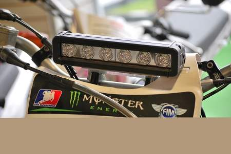Penetrator Led 630 Headlight Kit With Accessories Heated Hand