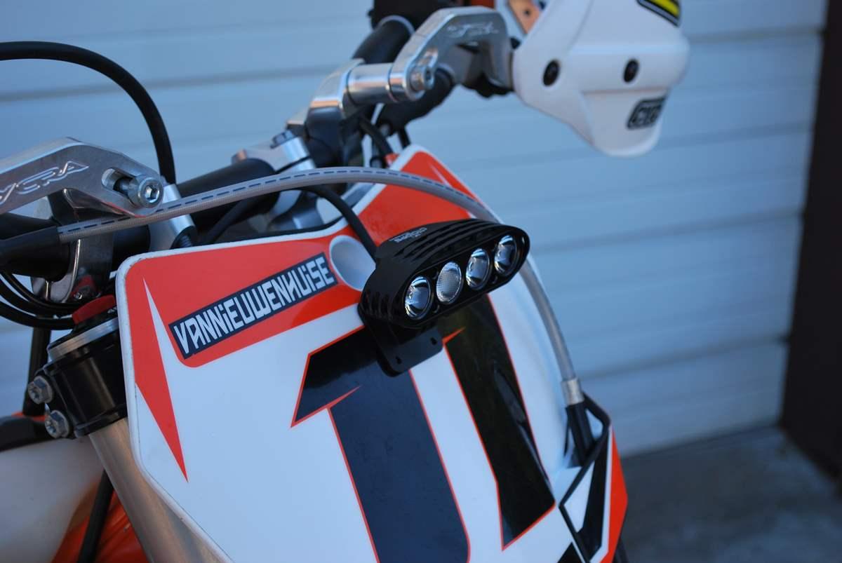 Explorer 2 Dirtbike Snowbike Light