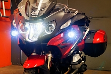Auxiliary Light Mounts for R1200RT 2014 and Newer
