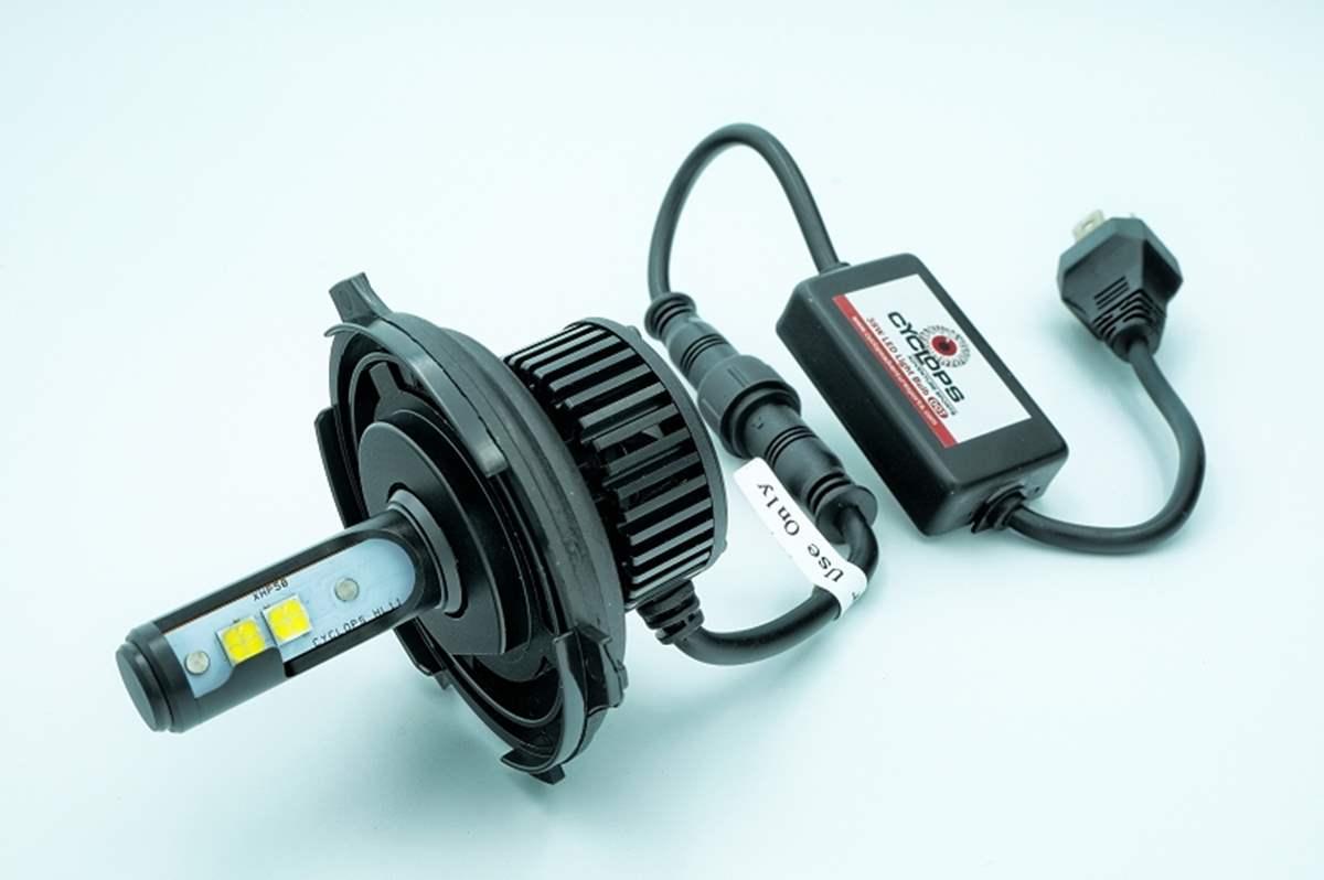 KTM / Husky 10 0 LED headlight bulb kit