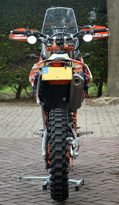Led Replacement Headlight Bulbs >> Nomad ADV Rally kit for KTM EXC