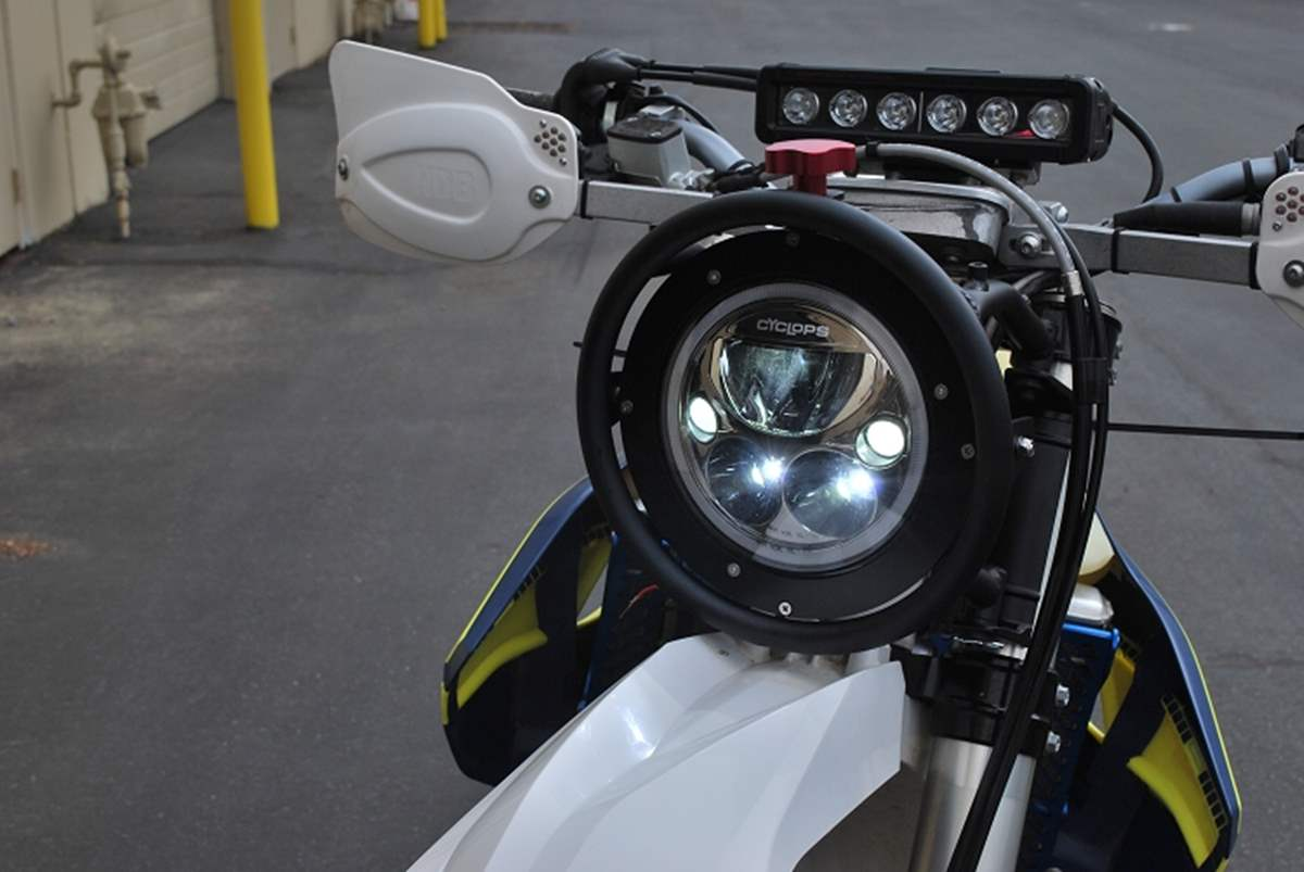 Cyclops Rally Light