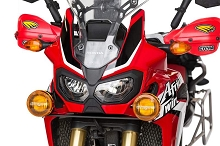 Honda Africa Twin LED auxiliary light kit