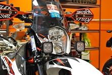KTM 690 Enduro Pegasus Auxiliary Light Kit