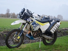 Husqvarna FE Rally Kits