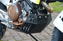 Nomad Skid plate for KTM690/Husky 701