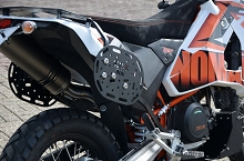 Nomad KTM 690 Soft luggage rack 2012 - 18