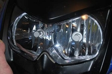 KLR GEN 2/Versys/Ninja/Goldwing LED Headlight Bulb Kit