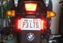 Skene P3 Tail/Brake Lighting System