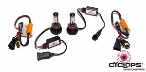 KTM 1090/1190/1290 ADV LED bulb replacement kit