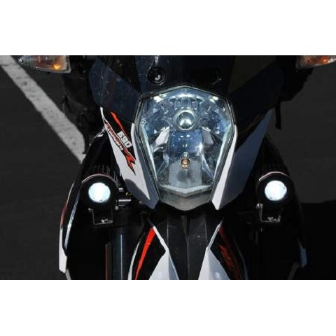 KTM 690 Enduro NXG LED Auxiliary Lighting Kit