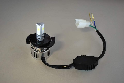 KTM/Husky BA20D LED Headlight Bulb