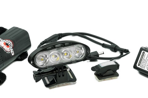 Aurora 2 Inch, 19-Watt Auxiliary Light Set
