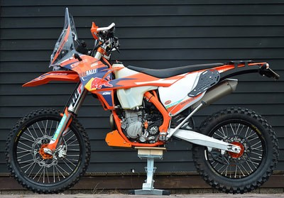 Nomad ADV Rally kit for KTM EXC
