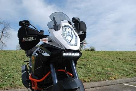 KTM 1090/1190/1290 ADV LED Light Bar kit