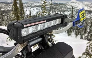 Penetrator LED 630 series Dirt Bike Headlight kit