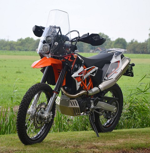 Nomad ADV  KTM 690 Travel tower 2012 - 18